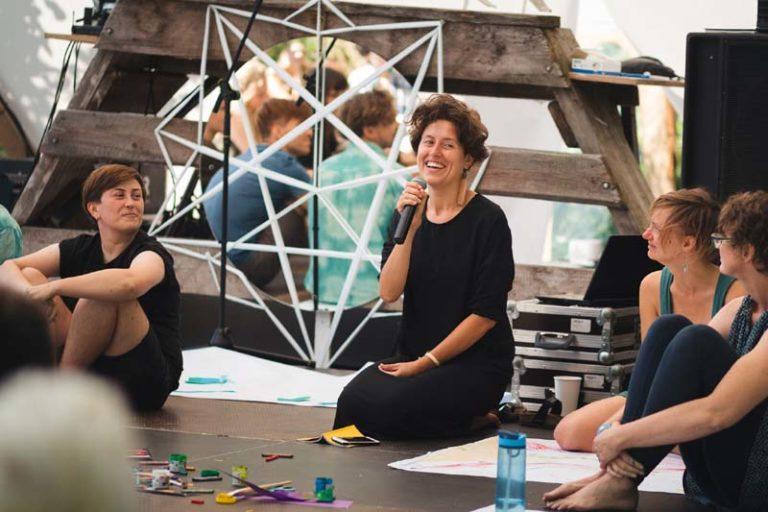The road to social change – an interview with Agnieszka Bułacik