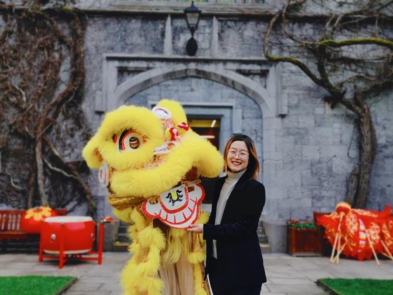 Breaking out of the comfort zone with Xiaojian Zheng