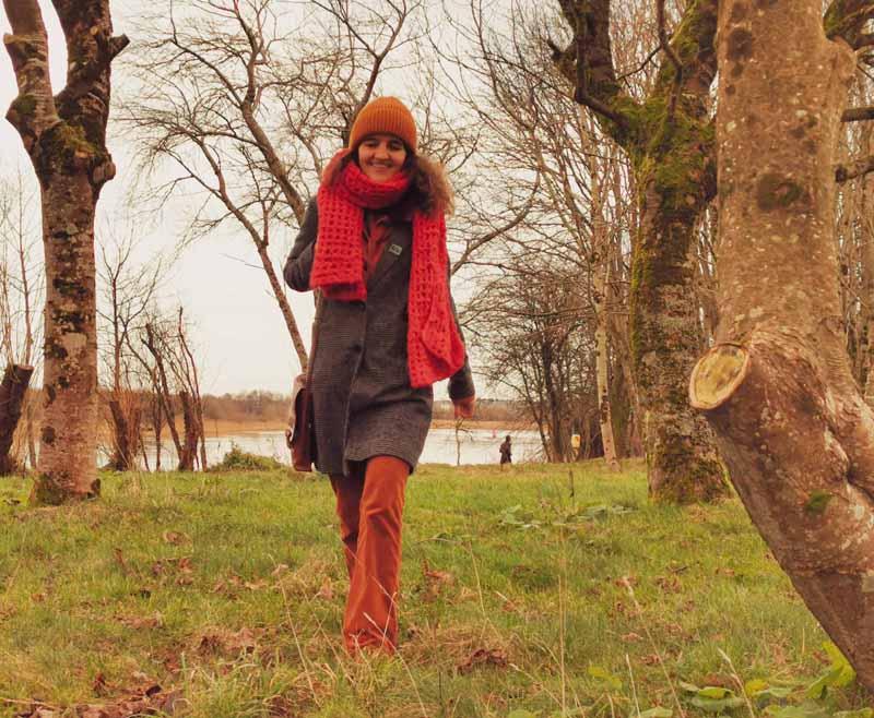Zapach Krakowa w sztruksowych spodniach – modowe inspiracje