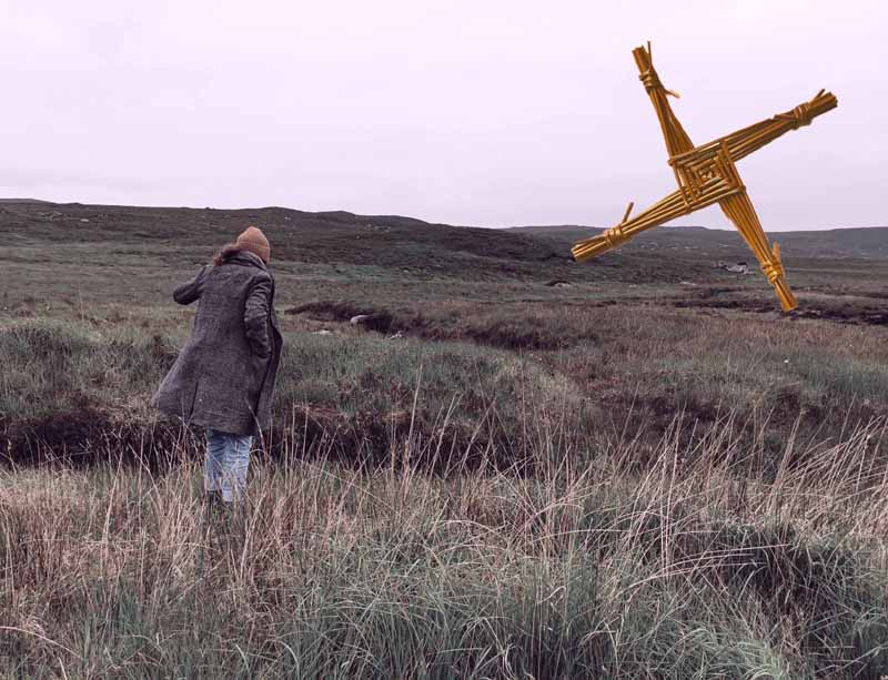 On the crossing – Celtic Imbolc and St. Brigid