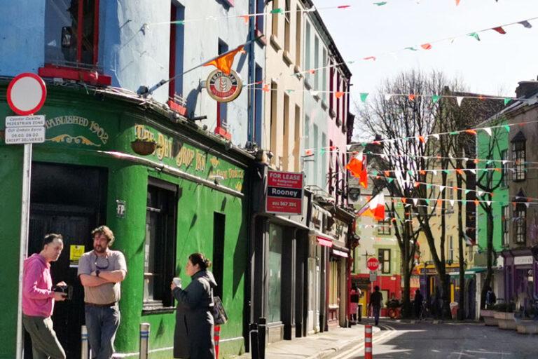 Co ludzie kochają w Irlandii?