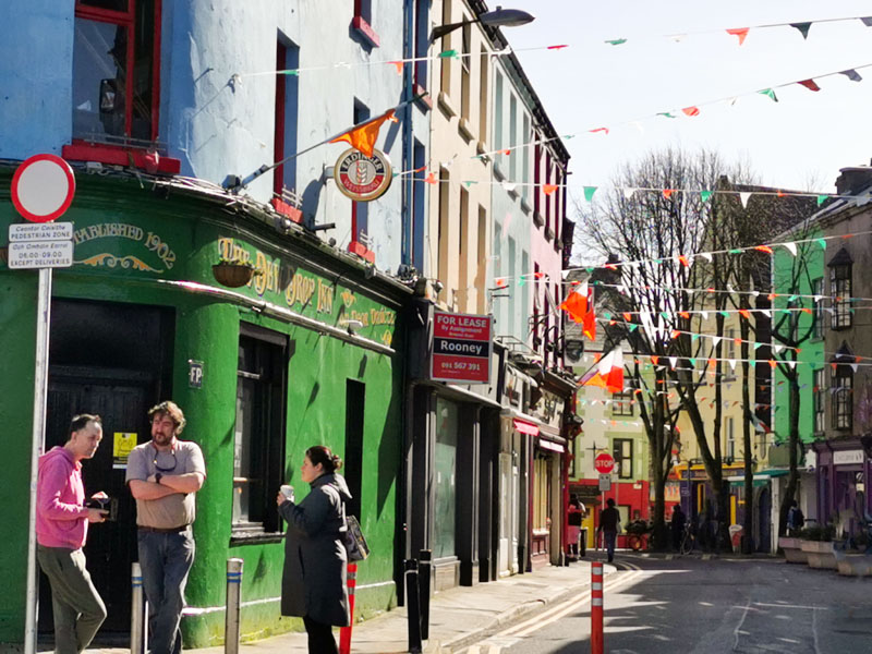 What do people love about Ireland?