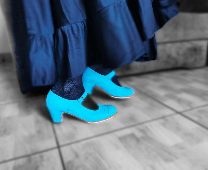 Flamenco rhythm of everyday life