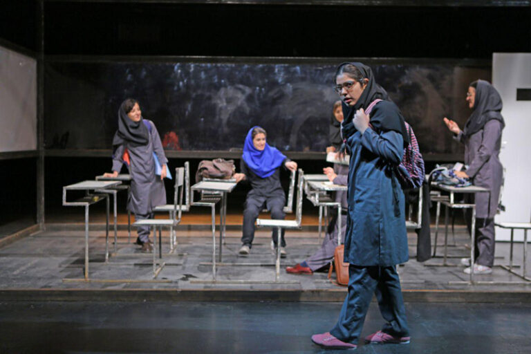 Meeting with Contemporary Iranian Theatre