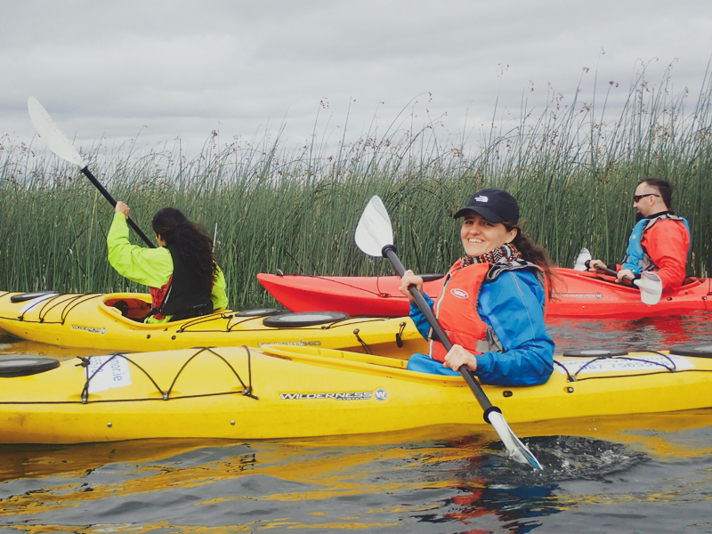 Kayaking – To Get Contact with Nature, Others, and Yourself